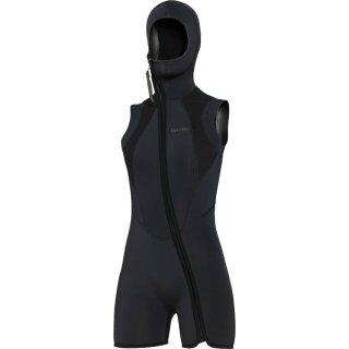 BARE Step-in Hooded Vest 7mm Women