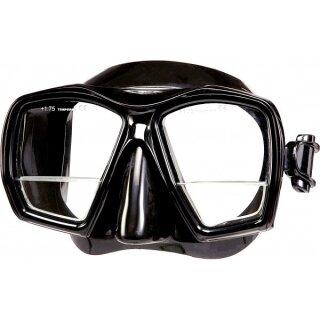 "Maske "" Plus"" , schwarz"