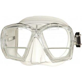 """Maske """" Plus"""" ,  transparent"""