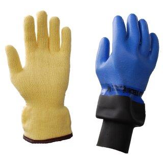 Prodi Blue Handschuhe mit Latex Manschette