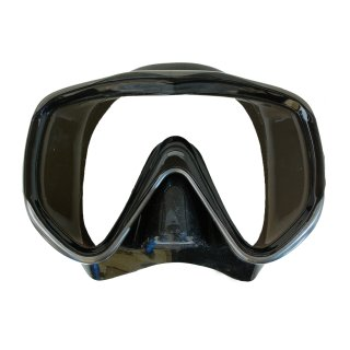 Maske Xlarge - Schwarz
