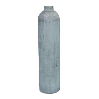 MES 11,1 L Aluflasche natur 207 bar  mit Ventil 12144RE
