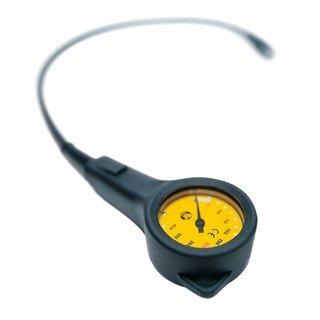 Manometer mit Kevlar HD-Schlauch ( bar )