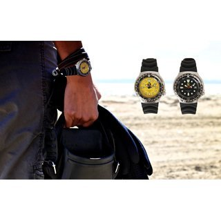 Dive Watch Professional Yellow
