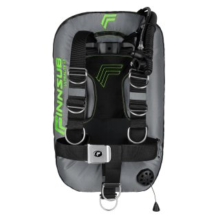 ULTRALITE 13 GRY/LIME SET incl. weight pockets