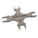 v4tec Wetnote-Tool Stainless Steel