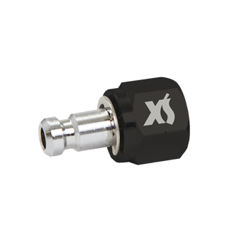 XSSCUBA Schnellverbinder 2. Stufe - nur Stecker