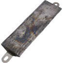 P-Weight 2,9kg for Backplate Lead 2,7kg +/-5%
