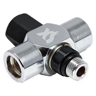 XSSCUBA Drehbarer MD Adapter fu¨r 1. Stufe 1 auf 3 Abgänge