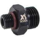 XSSCUBA Adapter MD 3/8 aussen auf 9/16 aussen