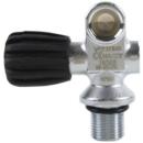 AluTank complete w/ TUEV black LUXFER 1.5l, mono valve,...