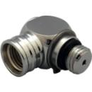 Adapter 90 Grad -  7/16 inch