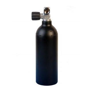 Aluflasche 1,5l mit Ventil